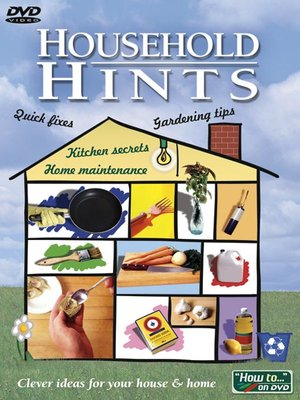 cover image of Household Hints