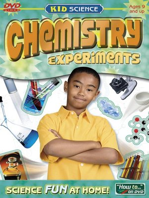 cover image of Kid Science: Chemistry Experiments