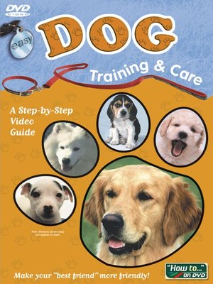 cover image of Easy Dog Training & Care