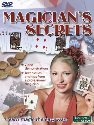 cover image of Magician's Secrets