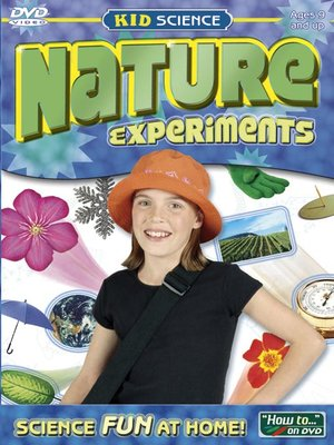 cover image of Kid Science: Nature Experiments