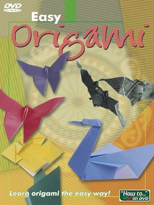 cover image of Easy Origami