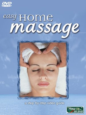 cover image of Easy Home Massage