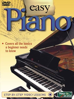 cover image of Easy Piano