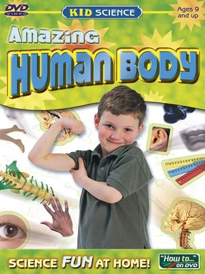 cover image of Kid Science: Amazing Human Body