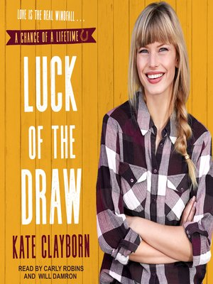 cover image of Luck of the Draw