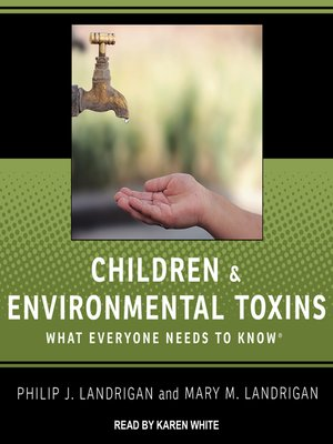 cover image of Children and Environmental Toxins