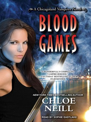 cover image of Blood Games
