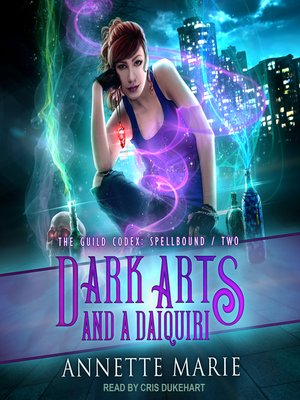 cover image of Dark Arts and a Daiquiri