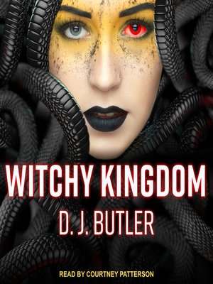 cover image of Witchy Kingdom
