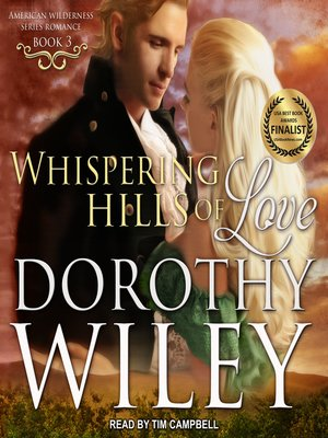 cover image of Whispering Hills of Love