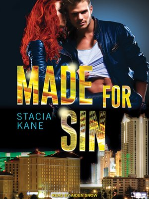 cover image of Made For Sin