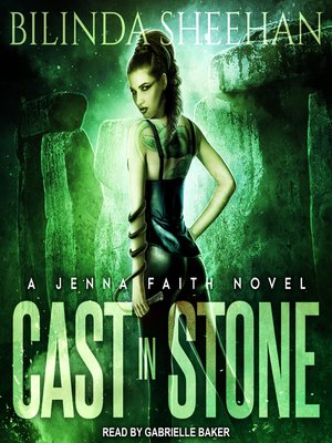 cover image of Cast in Stone
