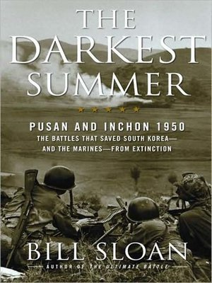 cover image of The Darkest Summer