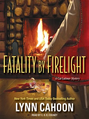 cover image of Fatality by Firelight