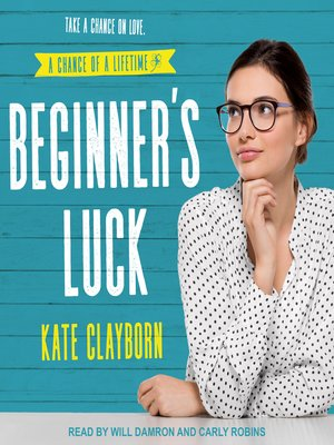cover image of Beginner's Luck