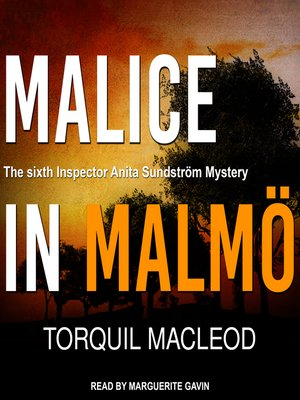 cover image of Malice in Malmö