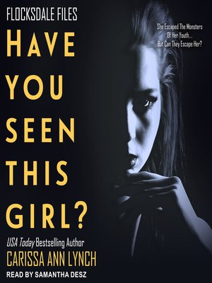 cover image of Have You Seen This Girl