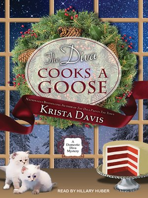 cover image of The Diva Cooks a Goose