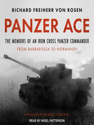 cover image of Panzer Ace
