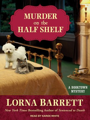 cover image of Murder on the Half Shelf