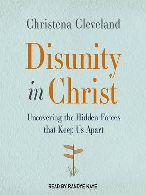 cover image of Disunity in Christ