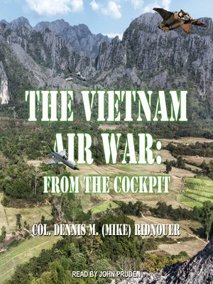 cover image of The Vietnam Air War