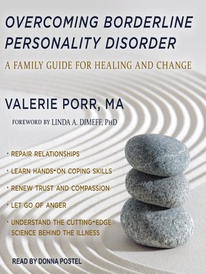 cover image of Overcoming Borderline Personality Disorder