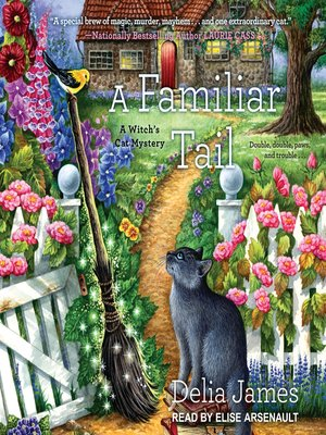 cover image of A Familiar Tail