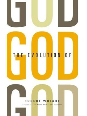 cover image of The Evolution of God