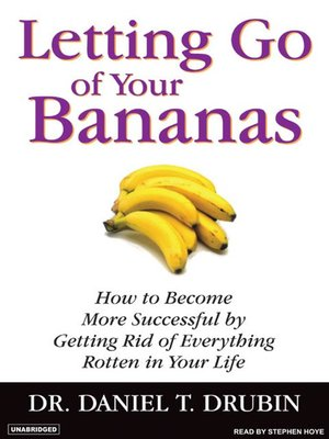 cover image of Letting Go of Your Bananas