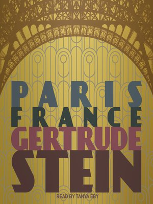 cover image of Paris France