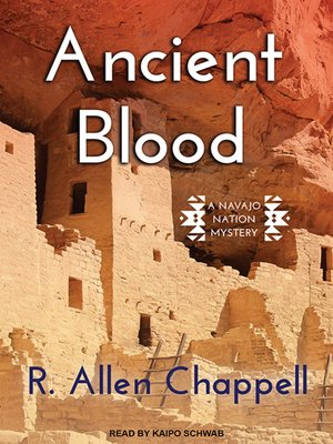 cover image of Ancient Blood