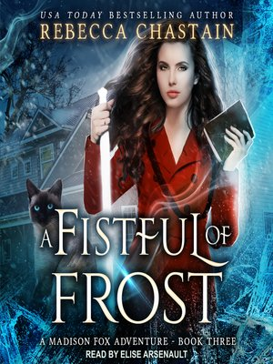 cover image of A Fistful of Frost