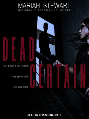 cover image of Dead Certain