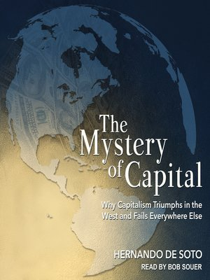 cover image of The Mystery of Capital
