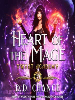 cover image of Heart of the Mage