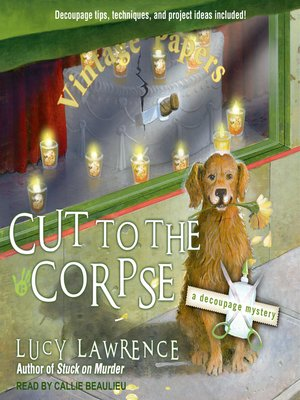 cover image of Cut to the Corpse