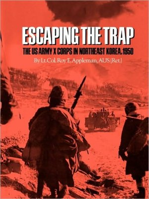 cover image of Escaping the Trap