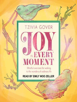 cover image of Joy in Every Moment
