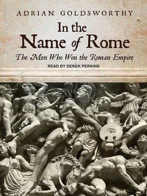 cover image of In the Name of Rome