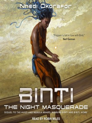 cover image of Binti--The Night Masquerade