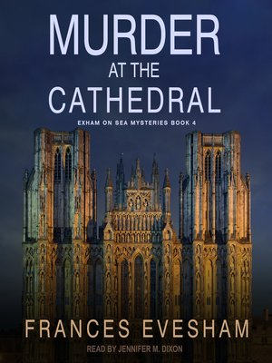 cover image of Murder at the Cathedral