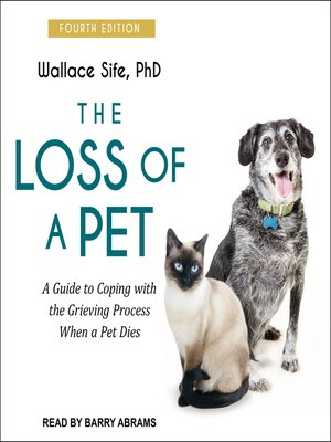 cover image of The Loss of a Pet
