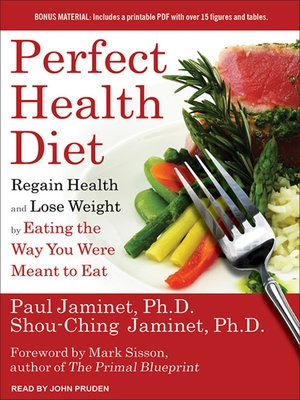 cover image of Perfect Health Diet