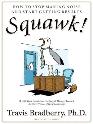 cover image of Squawk!
