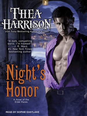 cover image of Night's Honor