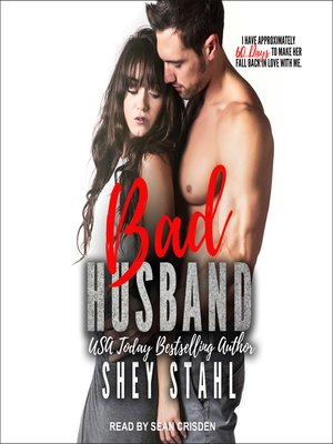 cover image of Bad Husband