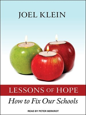 cover image of Lessons of Hope
