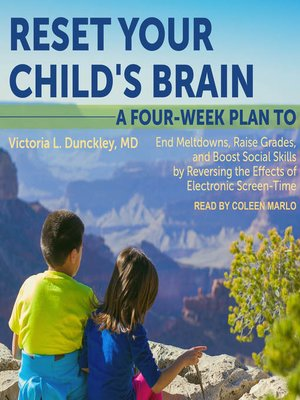 cover image of Reset Your Child's Brain